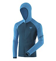 Dynafit Speed Thermal - Fleecejacke mit Kapuze - Herren, Blue/Dark Blue