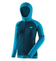 Dynafit Speed Thermal - giacca softshell con cappuccio - donna, Blue