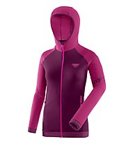 Dynafit Speed Thermal - giacca softshell con cappuccio - donna, Purple/Pink