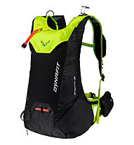 Dynafit Speedfit 20 - zaino scialpinismo, Black/Yellow