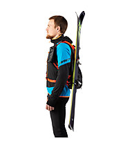 Dynafit Speedfit 28 - zaino scialpinismo, Black/Orange