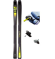 Dynafit Set Speedfit 84: Ski + Bindung + Felle