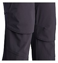 Dynafit Speedfit Dst - Pantaloni lunghi softshell sci alpinismo - donna, Black