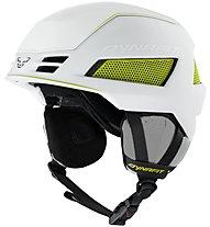Dynafit ST Helmet - Skitourenhelm, White/Yellow