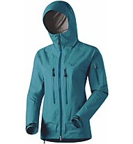 Dynafit The Beast Gtx W Jkt Giacca Hardshell Donna, Blue