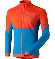 Dynafit Thermal Layer 4 - Fleecejacke Skitouring - Herren, Blue/Orange