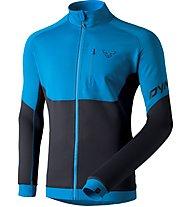 Dynafit Thermal Layer 4 - Fleecejacke Skitouring - Herren, Light Blue/Blue