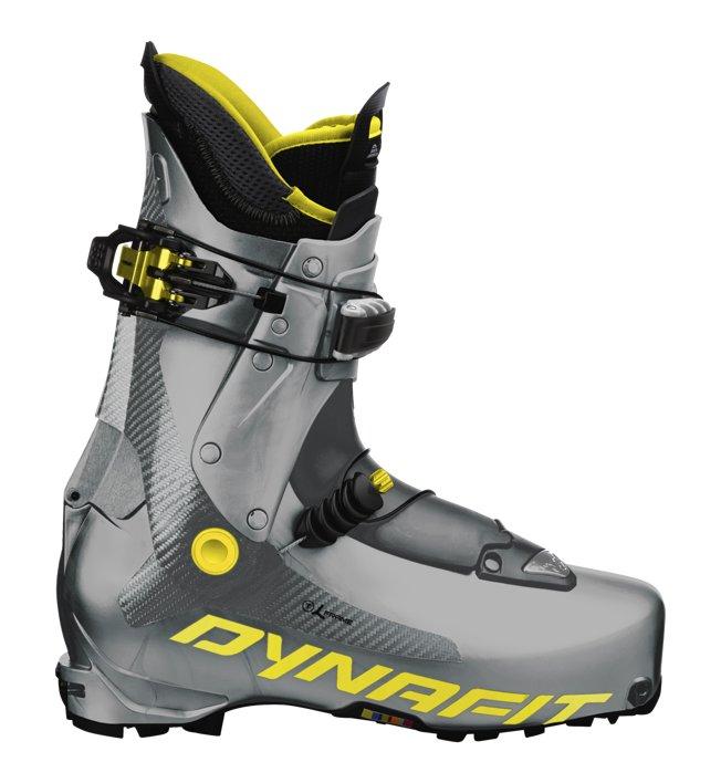 Dynafit TLT7 Performance - scarpone scialpinismo, Silver/Yellow