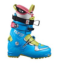 Dynafit TLT 6 Mountain CR - scarpone scialpinismo - donna, Light Blue/Light Green