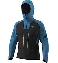 Dynafit TLT Gore-Tex® M - Alpinjacke mit Kapuze - Herren, Black/Blue