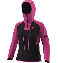 Dynafit TLT Gore-Tex® - Alpinjacke mit Kapuze - Damen, Black/Pink