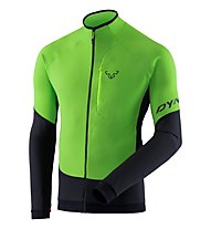 Dynafit TLT Light Thermal - Softshelljacke Skitouren - Herren, Green/Black
