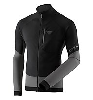 Dynafit TLT Light Thermal - felpa in pile - uomo, Black