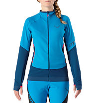 Dynafit TLT Light Thermal - giacca softshell - donna, Blue