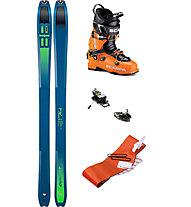 Dynafit Set scialpinismo Tour M: sci+attacchi+pelli+scarponi