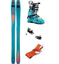 Dynafit Set scialpinismo Tour W: sci+attacchi+pelli+scarponi