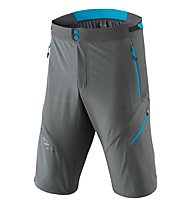 Dynafit Transalper 3 DST - pantaloni corti speed hiking - uomo, Grey