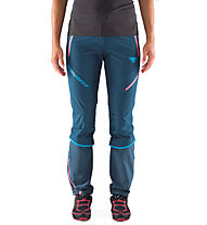 Dynafit Transalper 3 Dynastretch - pantaloni speed hiking - donna, Blue