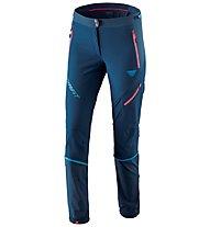 Dynafit Transalper 3 Dynastretch - pantaloni speed hiking - donna, Blue