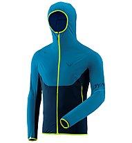 Dynafit Transalper DST - giacca trail running - uomo, Light Blue/Dark Blue
