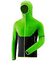 Dynafit Transalper DST - giacca trail running - uomo, Green/Black