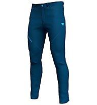 Dynafit Transalper Dynastretch - pantaloni alpinismo - uomo, Blue