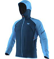 Dynafit Transalper GORE-TEX - giacca in GORE-TEX - uomo, Blue/Light Blue