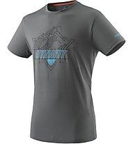 Dynafit Transalper Graphic - T-shirt escursionismo - uomo, Grey