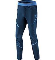 Dynafit Transalper Hybrid - pantaloni alpinismo - uomo, Dark Blue/Light Blue