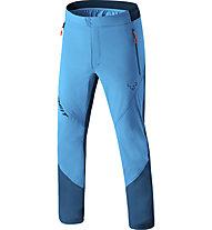 Dynafit Transalper Light - Wander- und Trekkinghose - Herren, Light Blue/Blue/Red
