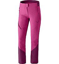 Dynafit Transalper Light - Wander- und Trekkinghose - Damen, Pink/Dark Pink