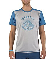 Dynafit Transalper Light - T-Shirt Bergsport - Herren, Grey/Blue