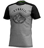 Dynafit Transalper Light - T-Shirt Bergsport - Herren, Grey/Black