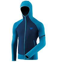 Dynafit Transalper Light Ptc - Fleecejacke mit Kapuze - Herren, Blue