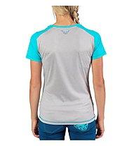 Dynafit Transalper Light - T-Shirt Bergsport - Damen, Light Blue