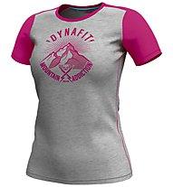 Dynafit Transalper Light - T-Shirt Bergsport - Damen, Pink