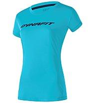 Dynafit Traverse 2 - Trailrunningshirt - Damen, Light Blue/Dark Blue