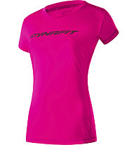 Dynafit Traverse 2 - Trailrunningshirt - Damen, Pink/Dark Pink