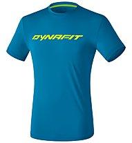 Dynafit Traverse 2 M - T-shirt trail running - uomo, Blue/Green