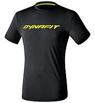 Dynafit Traverse 2 M - T-shirt trail running - uomo, Black/Green