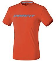 Dynafit Traverse 2 - Laufshirt Trailrunning - Herren, Orange