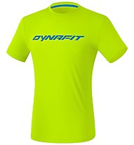Dynafit Traverse 2 M - T-shirt trail running - uomo, Green/Light Blue