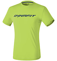 Dynafit Traverse 2 M - T-shirt trail running - uomo, Green/Blue