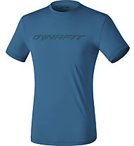 Dynafit Traverse 2 M - T-shirt trail running - uomo, Blue/Dark Blue
