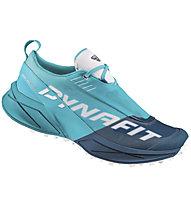 Dynafit Ultra 100 - Trailrunningschuh - Damen, Light Blue/Blue/White