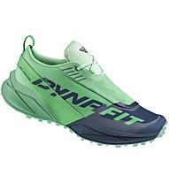 Dynafit Ultra 100 - Trailrunningschuh - Damen, Green/Blue