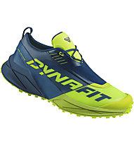 Dynafit Ultra 100 - Trailrunningschuh - Herren, Dark Blue/Green