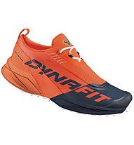 Dynafit Ultra 100 - Trailrunningschuh - Herren, Orange/Dark Blue