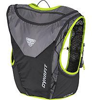 Dynafit Ultra 15 - Trailrunningrucksack, Black/Grey