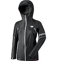 Dynafit Ultra Shakedry - GORE-TEX Kapuzenjacke - Damen, Black/White